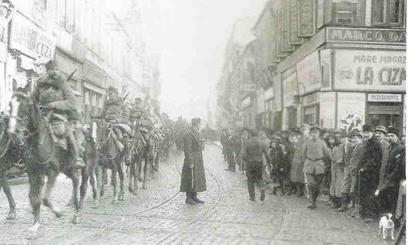 Romania during the German occupation: the Marghiloman Government and the Peace Treaty with the Central Powers