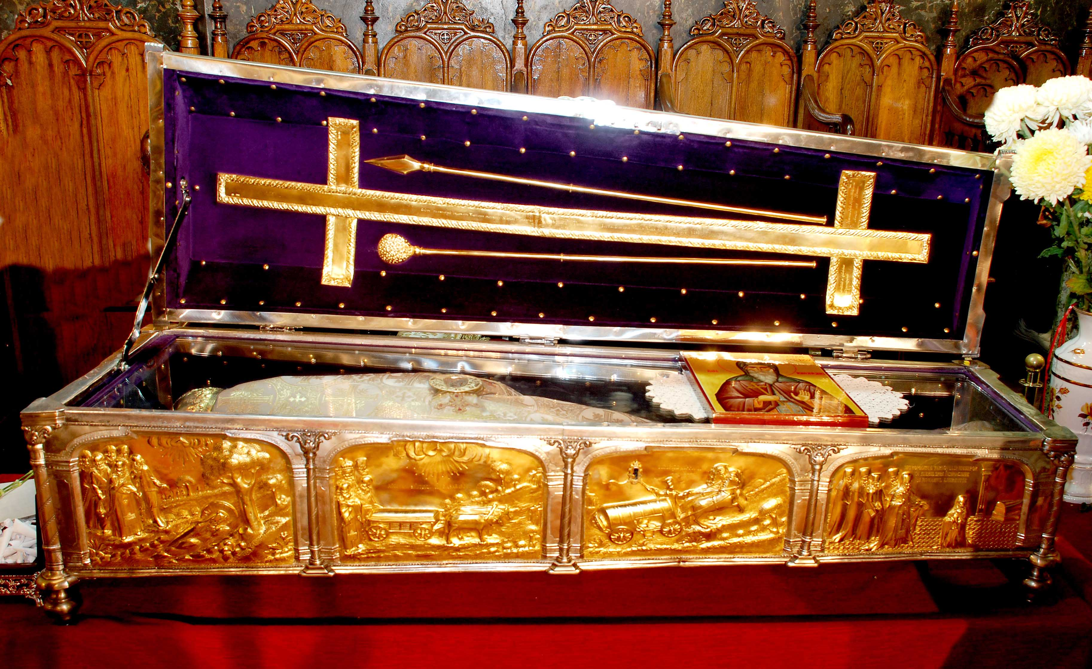 The theft of the relics of Saint Dimitri Basarabov from the Metropolitan Cathedral of Bucharest: a bizarre incident during the German occupation