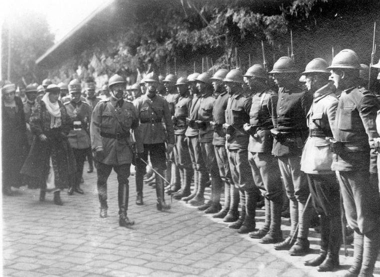 August 27, 1916: The last day of Romania's neutrality, the first day of war
