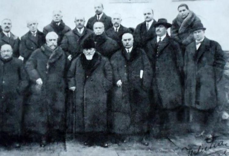 The exile of the Romanian Parliament (1916-1918). The memoirs of Grigore Procopiu