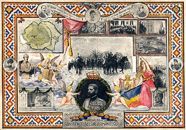 The Romania of 1918, from agony to ecstasy