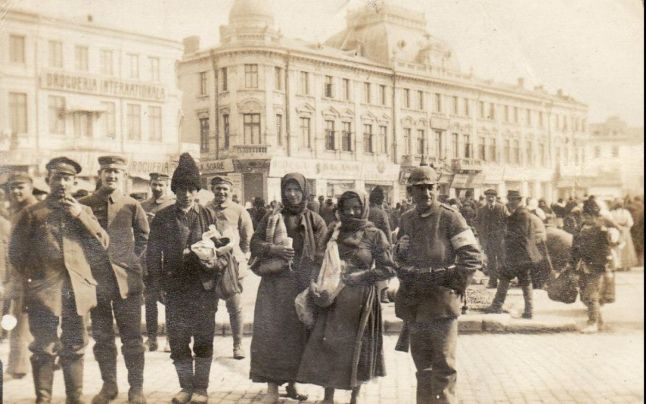 The refugees of Muntenia in Iași. The terrible winter of 1917-1918: there was no more wood, not even for coffins (Part 1)