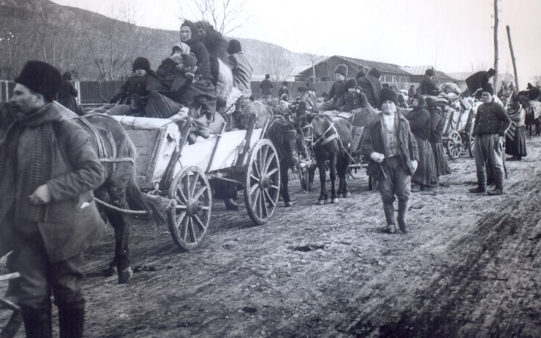 The refugees of Muntenia in Iași. The terrible winter of 1917-1918: there was no more wood, not even for coffins (Part 2)