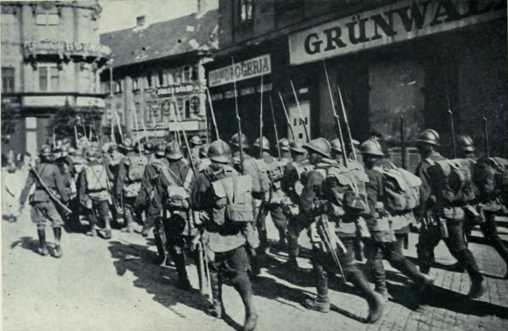The campaign of the Romanian Army in 1919