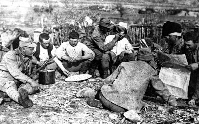 """The Romanian Front in the autumn of 1917: """"A miraculous balancing act"""""""