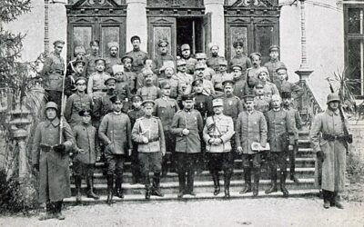Chaos and infighting between the former allies:  the returning of the Russian soldiers to Bolshevik Russia