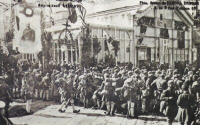 100 years from Greco-Turkish War! Greek landing at Smyrna – when a joyful day became a reason of war