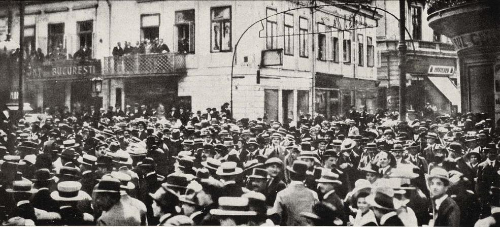 The deterioration of Romania's relations with the Central Powers during the period of neutrality (1914-1916)