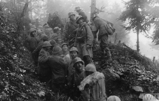 Battle of Caporetto – a resounding victory for the Central Powers
