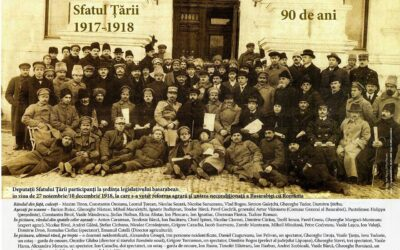 The unification of Bessarabia with Romania, an accomplishment made in the most difficult moment in the history of the Romanian state