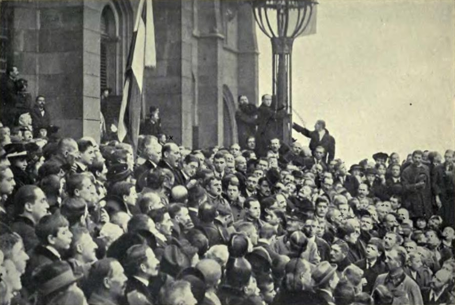 The failure of the First Hungarian Republic: the unsuccessful attempts to obtain the support of Western Powers