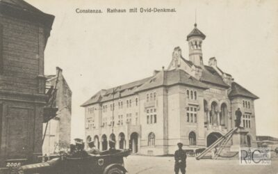 Constanța under German occupation