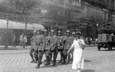The Hungarian Communist Revolution of 1919: The establishment of the first Bolshevik regime outside of Russia