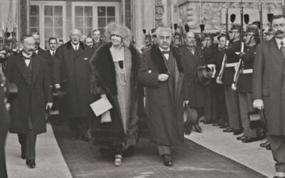 Romania and the start of the Paris Peace Conference