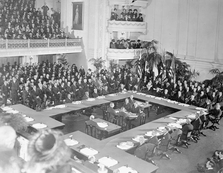 France, the main supporter of Romania at the Paris Peace Conference of 1919