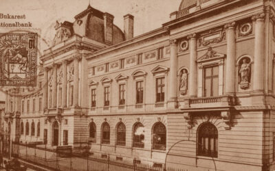 The actions undertaken by the National Bank of Romania during the Great War