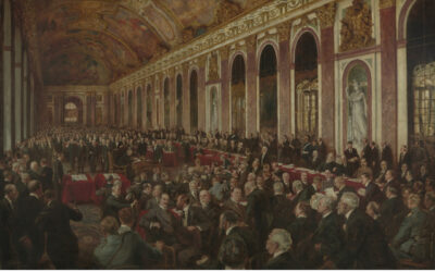 The Controversial Versailles Treaty