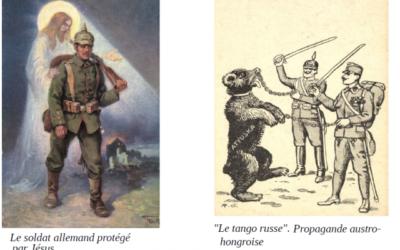 German propaganda in occupied Romania (1916-1918)