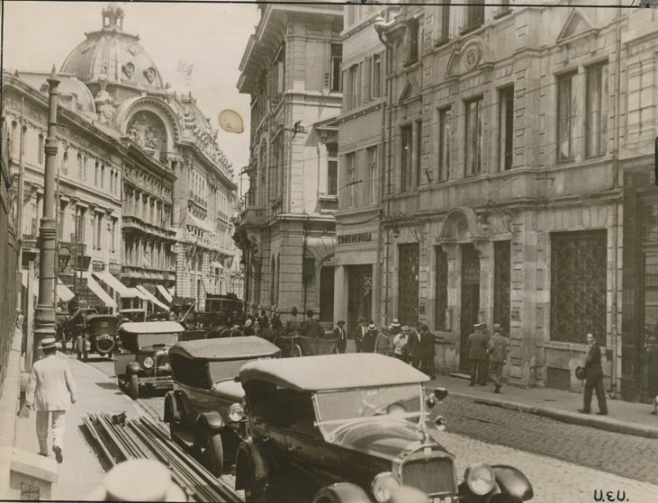Romania in the first inter-war decade