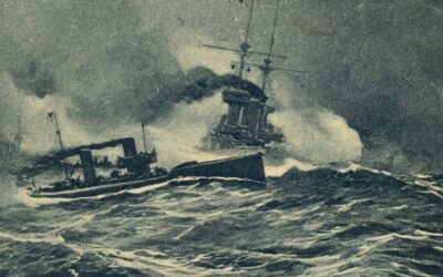 The greatest naval battle of the First World War