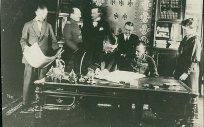 The secret correspondence of the Austro-Hungarian ambassador to Bucharest in the summer of 1914