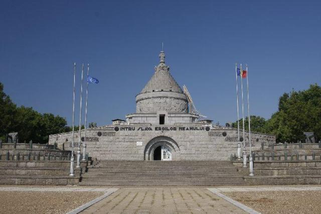 The Mărășești Mausoleum – the most important monument erected in the memory of the Romanian heroes of the First World War