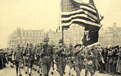 How did the Romanians saw the entrance of the United States in the First World War. The memoirs of I. G. Duca