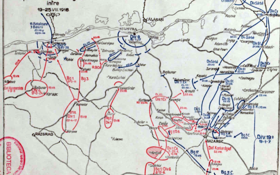 The Battle of Bazargic