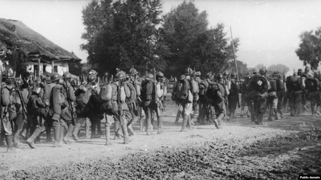 Romania and the military events of the summer of 1918