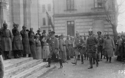 1916- The revenge of the Germans in Bucharest