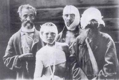 Year 1919 – Pogroms from Ukraine and Poland