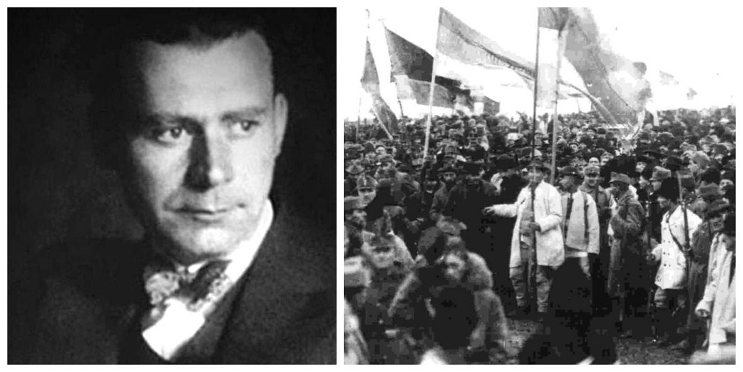 "Lucian Blaga and the Great Union: ""The act at the crossroads, with its strength and atmosphere, communicates a historical consciousness"""