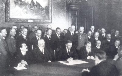 The reaction of France on the conclusion of the armistice on the Romanian Front