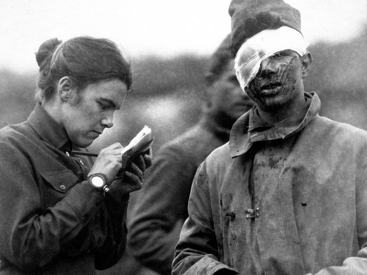 Alcohol, Drugs and Psychopharmacological evolution in First World War