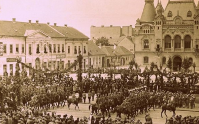 """The Royal Family in Oradea: """"The joy of the population that gathered from all the surrounding villages to meet us was frenetic"""""""