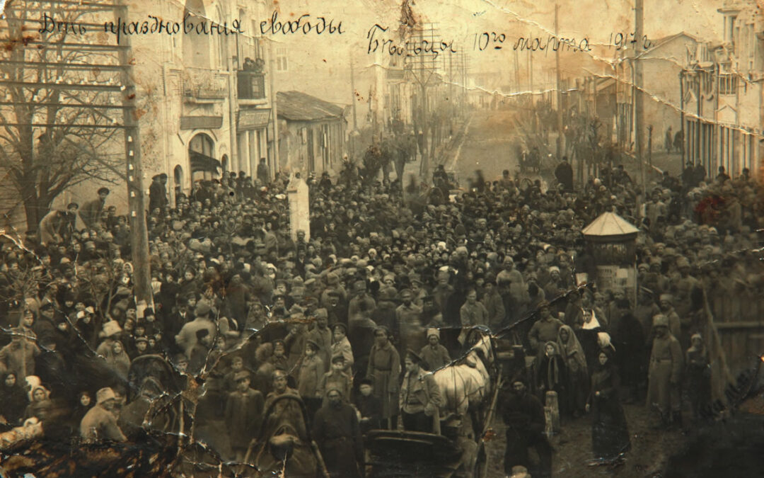 Romania, in a geostrategic nightmare after Russia's exit from the First World War