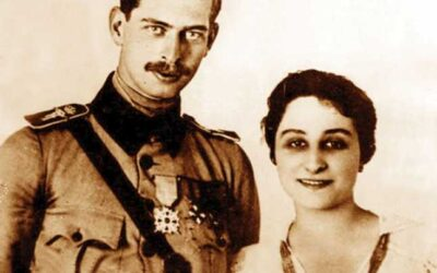 Prince Carol's desertion from the army and his marriage to Zizi Lambrino. The scandal that rocked the Royal House of Romania in 1918