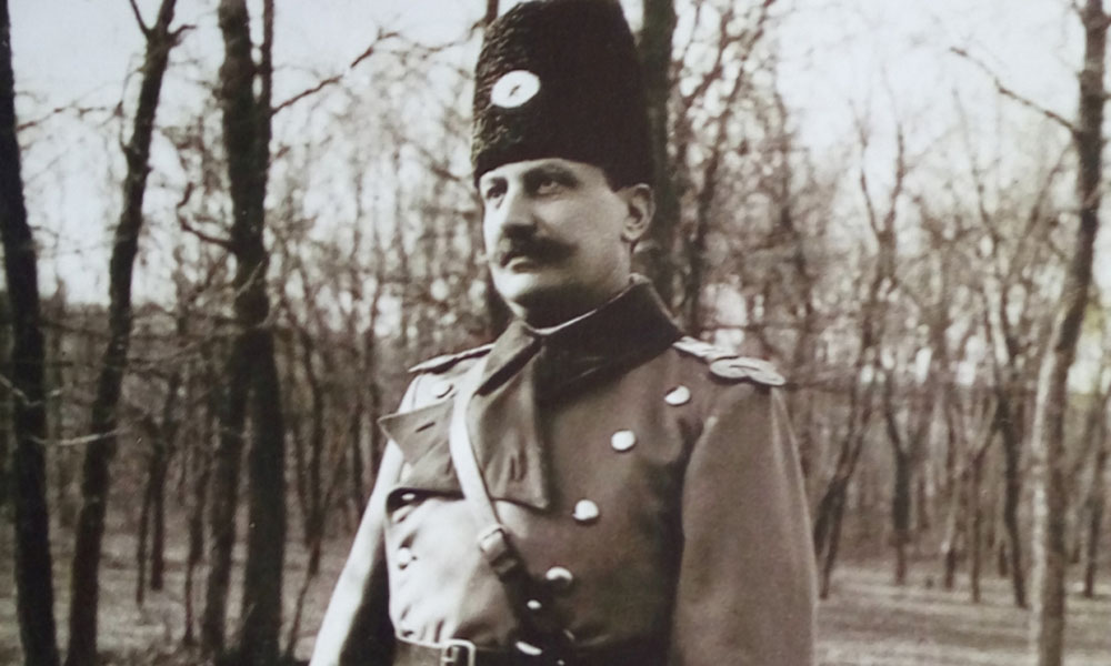 General Grigorescu, the hero of Mărășești, slain not by bullets, but by the Spanish flu