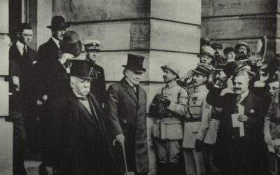 The political and diplomatic battle of Romania at the Paris Peace Conference (1919)