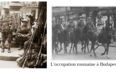 The occupation of Budapest: Hungary's capital under Romanian administration (II)