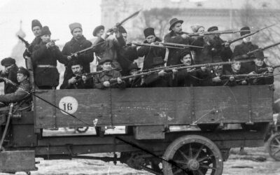 Was Bolshevism a danger to Western countries?