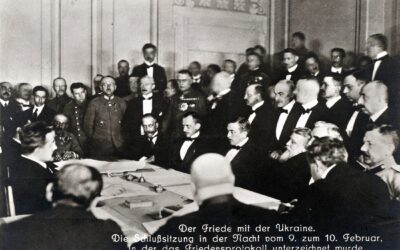 The strategy of the Russian Bolsheviks in the negotiations of Brest-Litovsk
