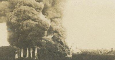 Sabotaging the German war machine: The destruction of the Romanian oilfields in November 1916