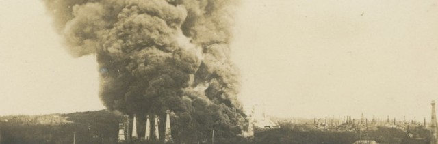 Sabotaging the German war machine: The destruction of the Romanian oilfields in November 1916