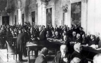 The Great Powers and Hungary at the Paris Peace Conference